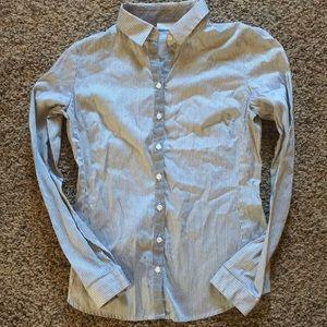 New York & Company button down shirt